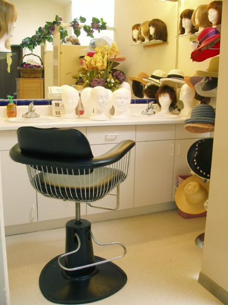 Komen OC's Wig Salon