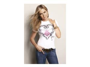 Saks Fifth Avenue's Emilio Pucci designed 2013 Key to the Cure t-shirt