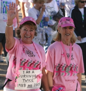 Survivors at 2007 Race