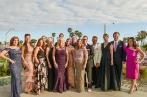 Photo credit: Antje Woolum Photography 2018 Pink Tie Ball Committee Members
